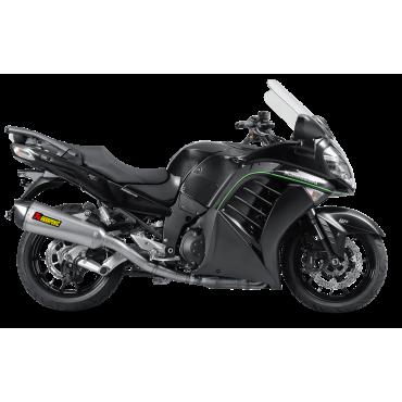 Akrapovic Kawasaki 1400 GTR S-K14SO5-HZAAT