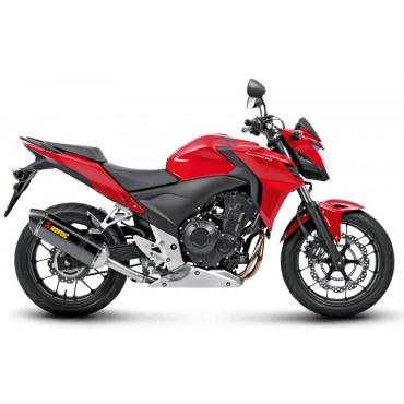 Akrapovic Honda CB 500 X S-H5SO2-HRC