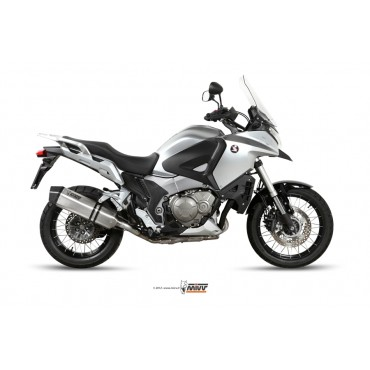 Mivv Speed Edge Honda Crosstourer 1200