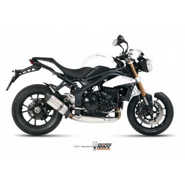Mivv Suono Triumph Speed Triple