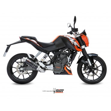 Mivv GP KTM Duke 125