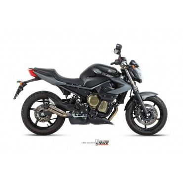 Mivv Double Gun Yamaha XJ6 - XJ6 Diversion