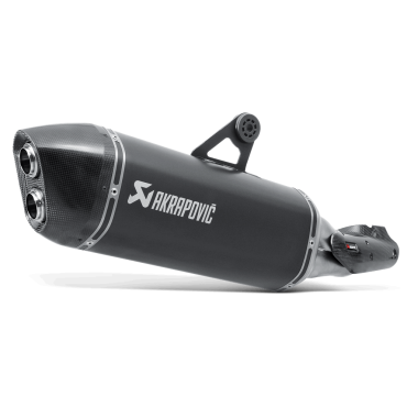 Akrapovic Bmw R 1200 GS - GS Adventure S-B12SO10-HAABL