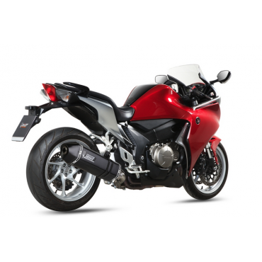 Mivv Speed Edge Black Honda VFR 1200