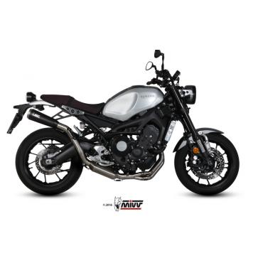 Mivv Ghibli Black Yamaha XSR 900