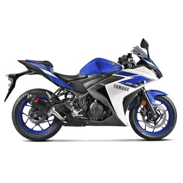 Akrapovic Yamaha YZF-R3 S-Y2SO12-HAPC