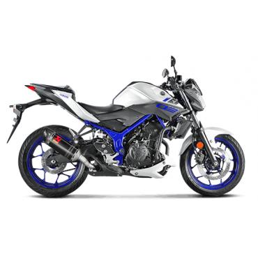 Akrapovic Yamaha MT 03 S-Y2SO16-HAPC