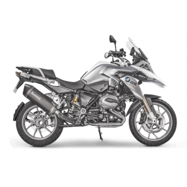 Akrapovic Bmw R 1200 GS - GS Adventure S-B12SO16-HAABL
