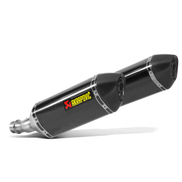 Akrapovic Kawasaki Z1000 S-K10SO18-HZC