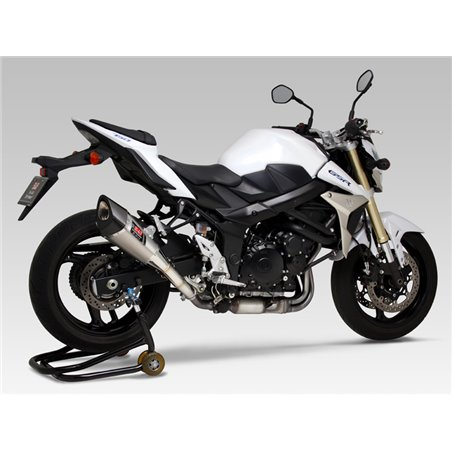 SUZUKI GSX 650 F 2010 MIVV ESCAPES GP BLACK NEGRO