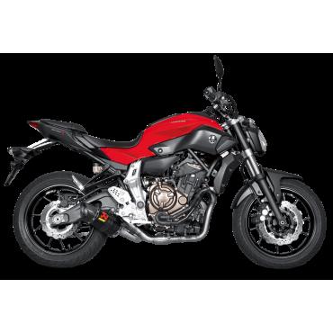 Akrapovic Yamaha MT 07 S-Y7R2-AFC