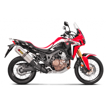 Akrapovic Honda Africa Twin CRF 1000 L S-H10SO22-HWT