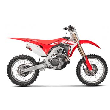 Akrapovic Honda CRF 450 R S-H4MR16-CIQTA