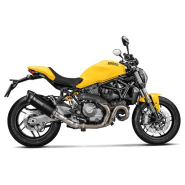 Akrapovic Ducati Monster 821 S-D12SO8-RTBL