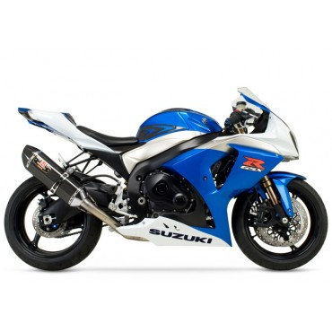 Exhaust Moto Yoshimura Suzuki Gsx-r 1000 Race R-77 Single