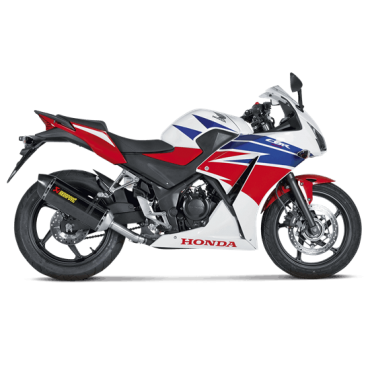 Akrapovic Honda CBR 300 R S-H3SO3-RC