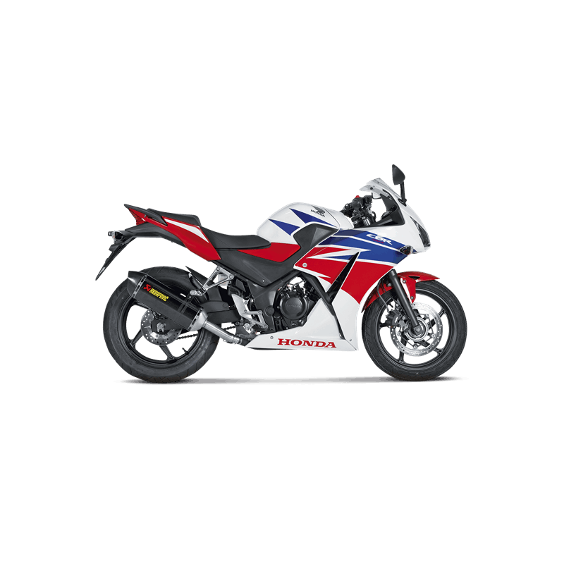 207947ef2a4 Exhaust Moto Akrapovic Honda CBR 300 R S-H3SO3-RC