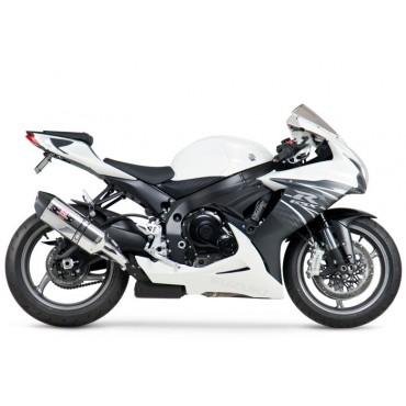Echappement Moto Yoshimura Suzuki Gsx-r 600 Street R-77