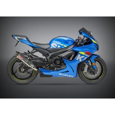 Exhaust Moto Yoshimura Suzuki Gsx-r 600 Street TRC D