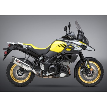 Echappement Moto Yoshimura Suzuki V-Strom 1000 Signature R-77