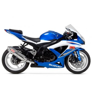 Echappement Moto Yoshimura Suzuki Gsx-r 600 Street TRC