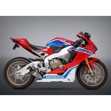 Echappement Moto Yoshimura Honda CBR 1000RR/SP/SP2 Street ALPHA T Works Finish