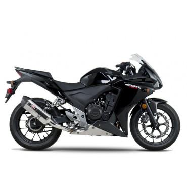 Motorrad Auspuff Yoshimura Honda CB 500F/R 500R Street R-77