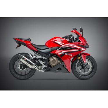 Motorrad Auspuff Yoshimura Honda CBR 500R/CB 500F Signature R-77