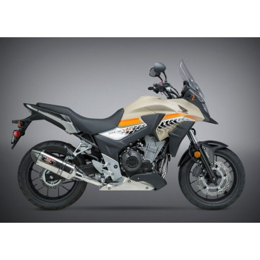 Exhaust Moto Yoshimura Honda CB 500 Race R-77