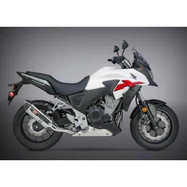 Motorrad Auspuff Yoshimura Honda CB 500X Signature R-77