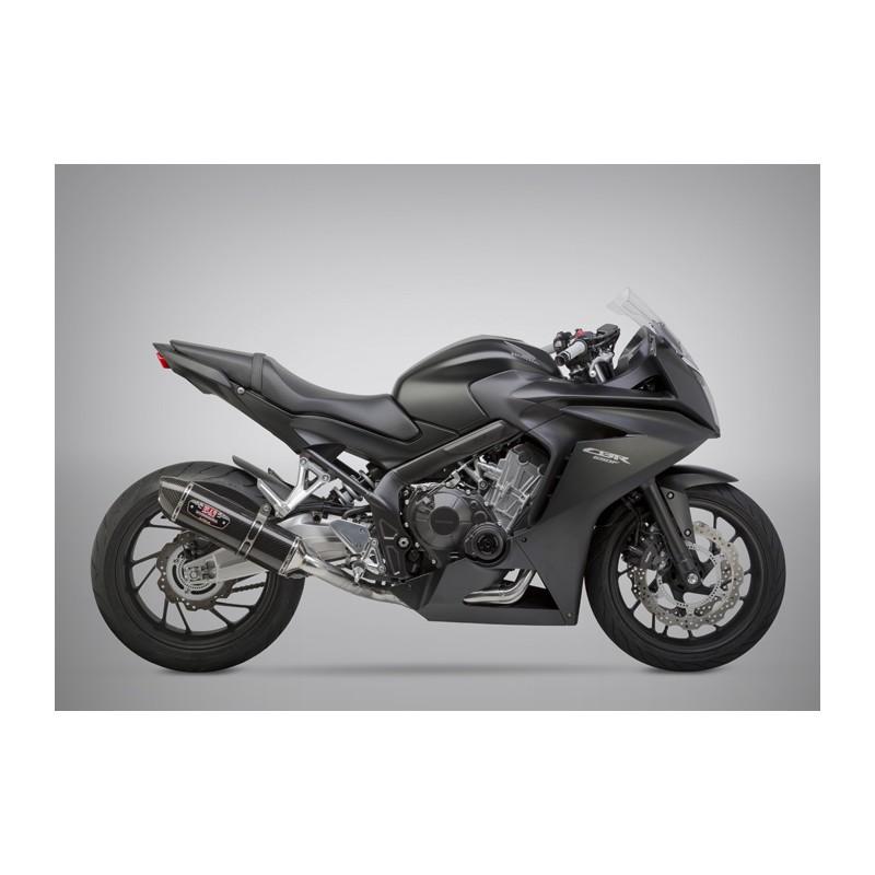 motorrad auspuff yoshimura honda cbr 650f race r 77 126500j220. Black Bedroom Furniture Sets. Home Design Ideas