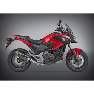 Echappement Moto Yoshimura Honda NC 700X Street R-77