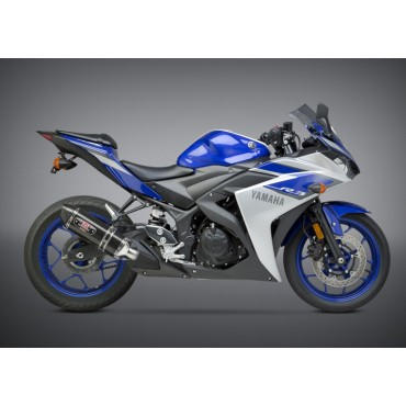 Echappement Moto Yoshimura Yamaha YZF-R3 Signature R-77