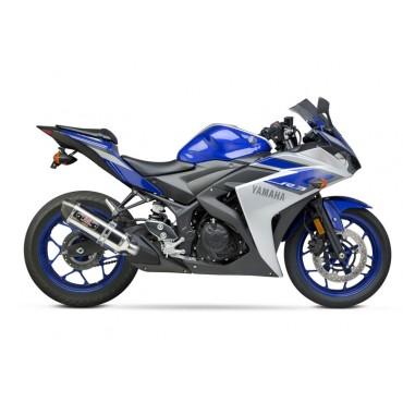 Motorrad Auspuff Yoshimura Yamaha YZF-R3 Signature R-77