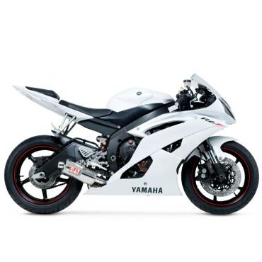 Echappement Moto Yoshimura Yamaha YZF-R6V Street TRS