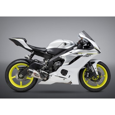Echappement Moto Yoshimura Yamaha YZF-R6V Race ALPHA T Works Finish