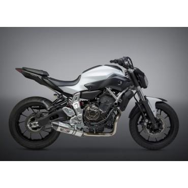 Motorrad Auspuff Yoshimura Yamaha MT-07 Race R-77