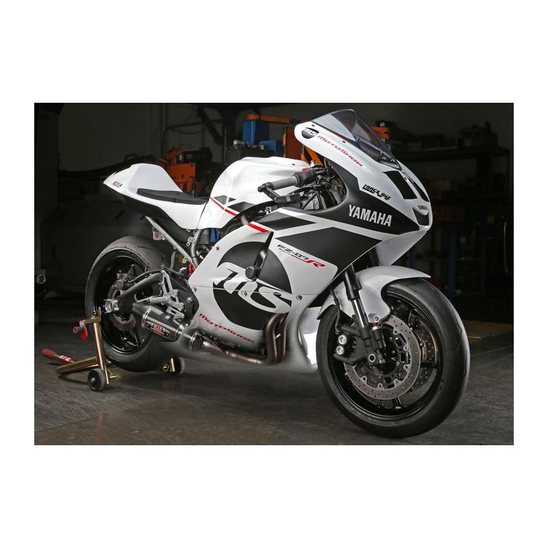 Yamaha mt 07 auspuff