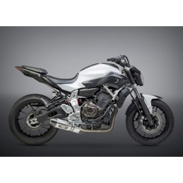Echappement Moto Yoshimura Yamaha MT-07 Race R-77 Works Finish