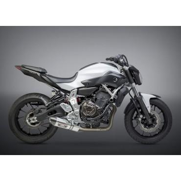 Exhaust Moto Yoshimura Yamaha MT-07 Race R-77 Works Finish