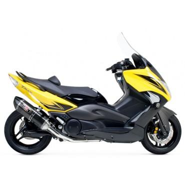 Motorrad Auspuff Yoshimura Yamaha TMAX 500 Race R-77