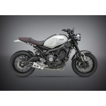 Exhaust Moto Yoshimura Yamaha XSR 900 Race R-77 Works Finish