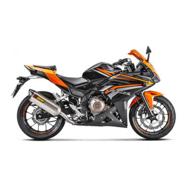 Akrapovic Honda CBR 500 R S-H5SO3-HRSS
