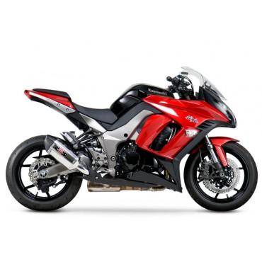 Motorrad Auspuff Yoshimura Kawasaki Ninja 1000 Street R-77 Du
