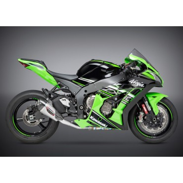Yoshimura Kawasaki ZX-10R/RR Race ALPHA T 3QTR Works Finish