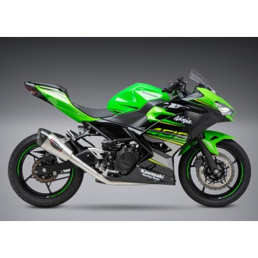Yoshimura Kawasaki Ninja 400 Race ALPHA T Works Finish