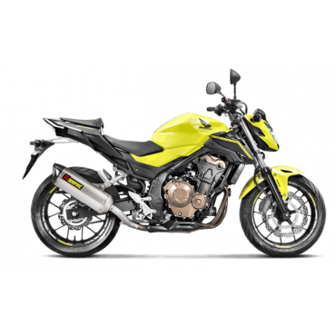 Akrapovic Honda CB 500 F S-H5SO3-HRSS