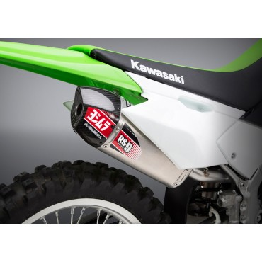 Yoshimura Kawasaki KLX140/L/G Enduro RS-9 Works Finish
