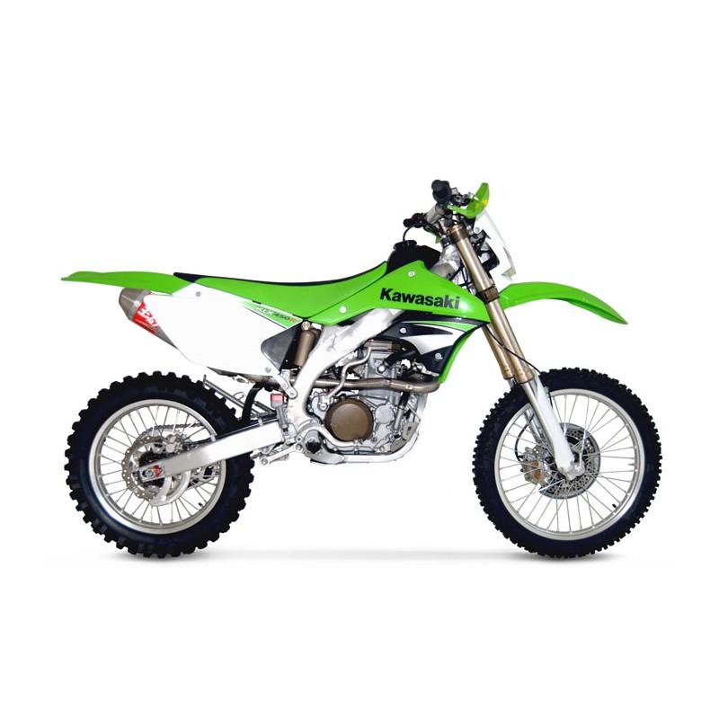 Exhaust Moto Yoshimura Kawasaki Klx 450 Signature Rs 2 2455503