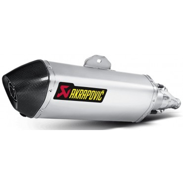 Akrapovic Honda SH 300 I S-H3SO4-HRSS